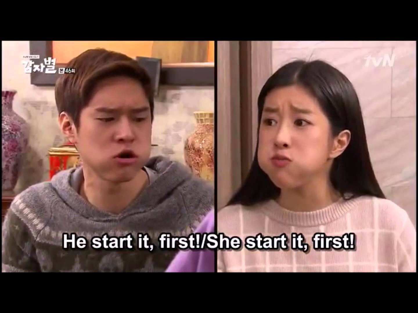 Real Life Between Brother And Sister In Korean Drama