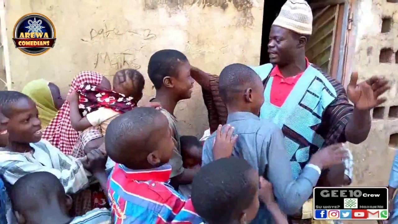 musha dariya kalli ubansu yana karya arewa comedians