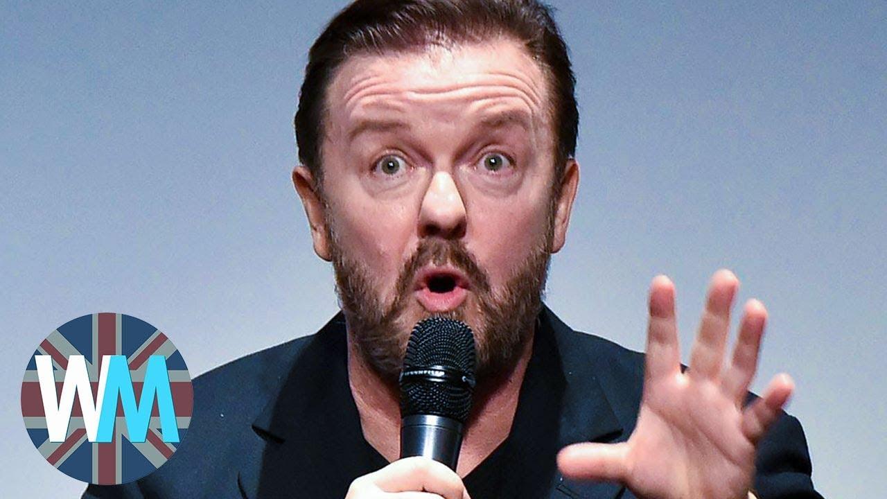 Top 10 British Stand-up Comedians